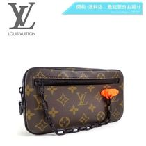 Louis Vuitton MONOGRAM Monogram PVC Clothing Clutches