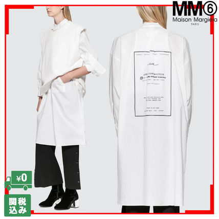 Casual Style Unisex Street Style Long Sleeves Plain Long