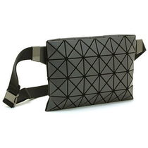 ISSEY MIYAKE Casual Style Unisex Shoulder Bags