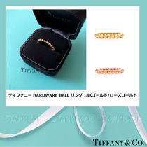 Tiffany & Co Tiffany HardWear 18K Gold Elegant Style Fine