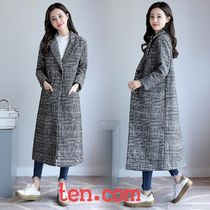 Zigzag Long Chester Coats