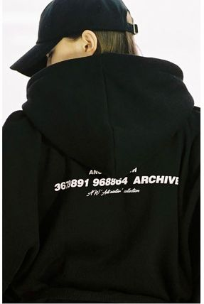 ANOTHERYOUTH Hoodies Unisex Street Style Long Sleeves Cotton Oversized Hoodies 7