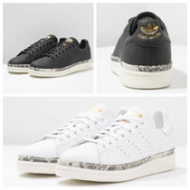 adidas STAN SMITH Casual Style Street Style Other Animal Patterns