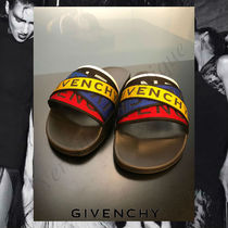 GIVENCHY Street Style Plain Sandals