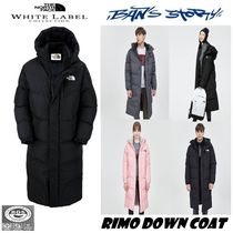 THE NORTH FACE WHITE LABEL Unisex Long Down Jackets