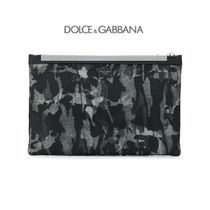 Dolce & Gabbana Camouflage Clutches