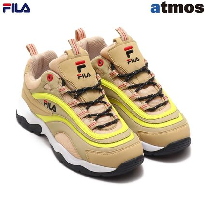 FILA Ray 2019 SS Street Style Collaboration Sneakers (F5035-0001)