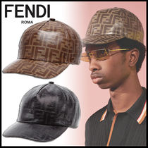 FENDI Street Style Focused Brands Caps
