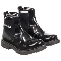 FENDI Petit Kids Girl Boots