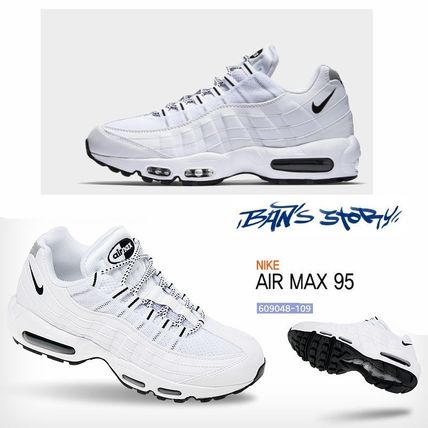 1a6f471b570c Nike AIR MAX 95 2009 Sneakers (609048-109) by Ban sStory - BUYMA