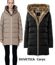 DUVETICA carys Fur Long Special Edition Down Jackets