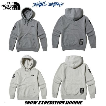THE NORTH FACE Hoodies Unisex Outdoor Hoodies