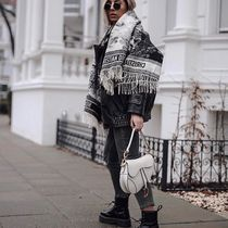 Christian Dior Cashmere Street Style Heavy Scarves & Shawls