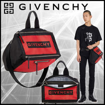 2a36c48c0754 GIVENCHY Nylon Street Style 2WAY Bi-color Messenger   Shoulder Bags