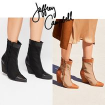 Jeffrey Campbell Wedge Casual Style Collaboration Wedge Boots