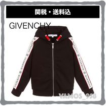 GIVENCHY Unisex Street Style Kids Girl Tops