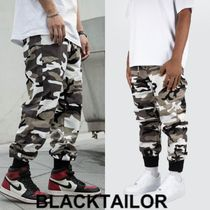 Camouflage Collaboration Cargo Pants