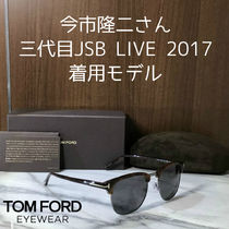 TOM FORD Unisex Blow Line Sunglasses