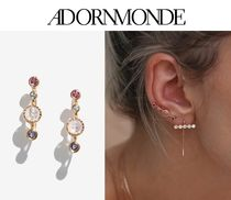 ADORNMONDE Costume Jewelry Earrings & Piercings