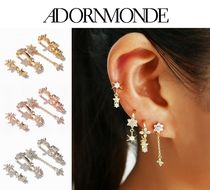 ADORNMONDE Star Earrings & Piercings