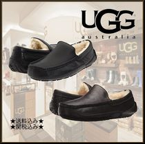 UGG Australia ASCOT Sheepskin Plain Oxfords