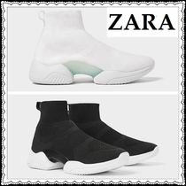 ZARA Plain Sneakers