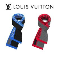 Louis Vuitton Wool Scarves
