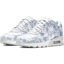 Nike AIR MAX 90 Camouflage Casual Style Low-Top Sneakers