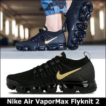 Nike Vapor Max Unisex Street Style Low-Top Sneakers
