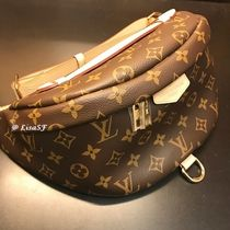 Louis Vuitton MONOGRAM Monogram Unisex Canvas Blended Fabrics Street Style 2WAY