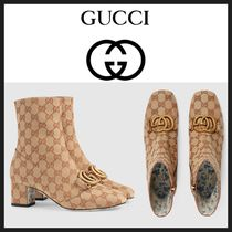 GUCCI Casual Style Ankle & Booties Boots