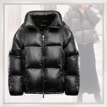 MOORER Short Down Jackets