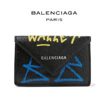 BALENCIAGA PAPIER A4 Folding Wallets