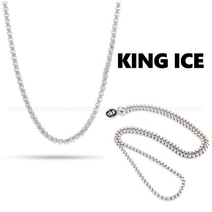 Street Style Stainless Necklaces & Chokers