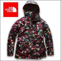 THE NORTH FACE Flower Patterns Casual Style Unisex Street Style