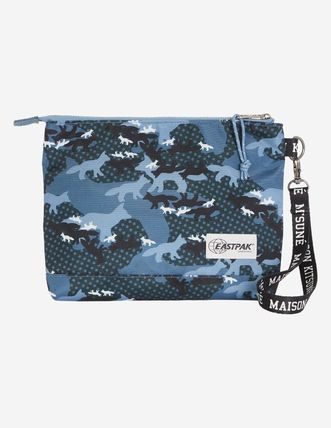 Camouflage Unisex Collaboration Bag in Bag