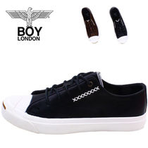 BOY LONDON Casual Style Street Style Collaboration Plain