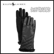 Ralph Lauren Plain Smartphone Use Gloves