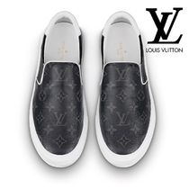 Louis Vuitton MONOGRAM Monogram Street Style Loafers & Slip-ons