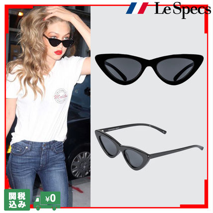 Unisex Street Style Collaboration Sunglasses