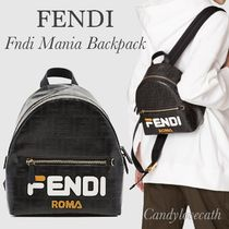 FENDI FENDI Backpacks