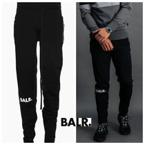 BALR Tapered Pants Street Style Plain Tapered Pants