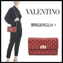 VALENTINO With Jewels Shoulder Bags