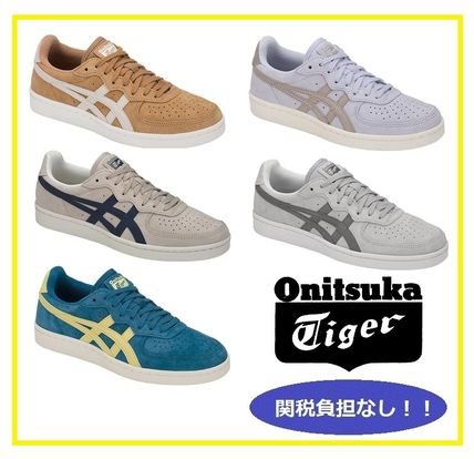 newest c2232 07b0d Onitsuka Tiger 2019 SS Unisex Street Style Plain Sneakers ...