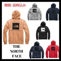 THE NORTH FACE Pullovers Sweat Street Style Long Sleeves Plain Hoodies