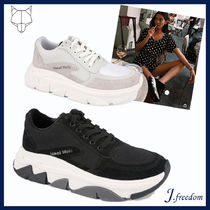 Naked Wolfe Casual Style Street Style Low-Top Sneakers