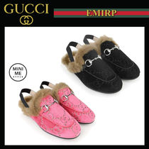 GUCCI Princetown Kids Girl Sandals