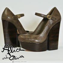 Alice+Olivia Platform Party Style Platform Pumps & Mules