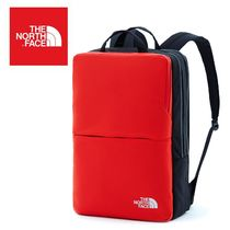 THE NORTH FACE Nylon Street Style A4 Bi-color Special Edition Backpacks