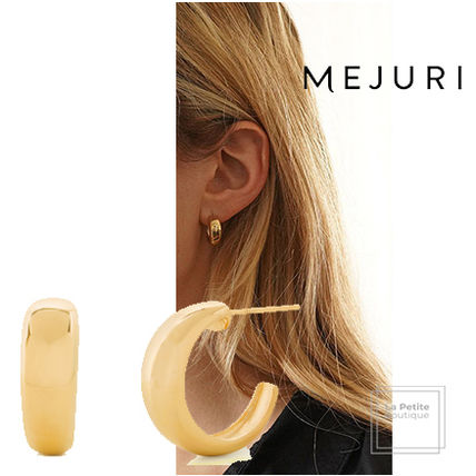 Casual Style Handmade Party Style 18K Gold Elegant Style